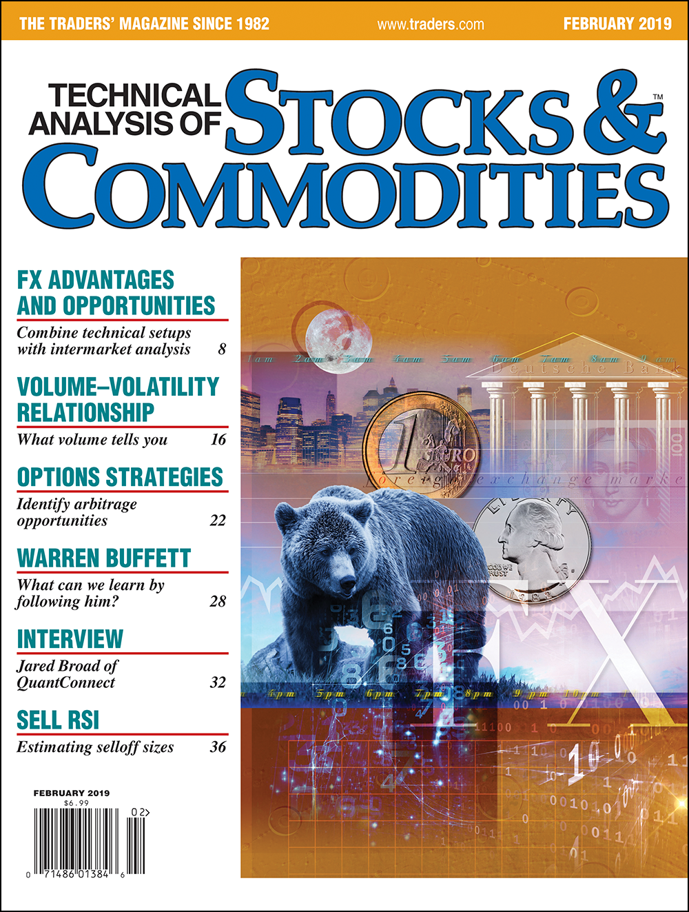 Technical Analysis of Stocks & Commodities Magazine