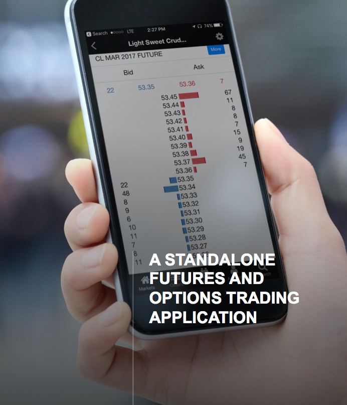Futures and options trading demo