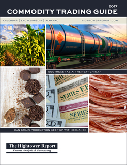 2017 Commodity Trading Guide by The Hightower Report