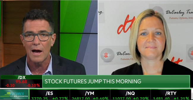 Gold, silver, and copper futures discussed on TD Ameritrade Network