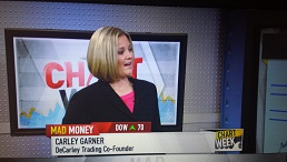 Carley Garner Futures Broker on CNBC's Mad Money