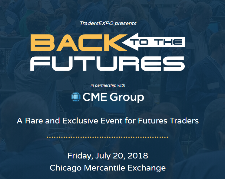 Back to the Futures CME Group Commodity Trading Seminar