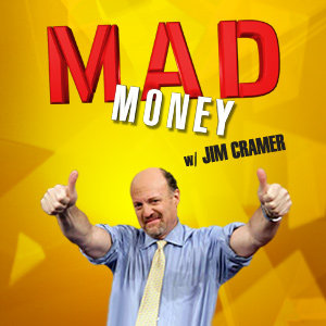 Carley Garner and Jim Cramer on Mad Money Talking ES and YM Charts
